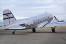 This DC-3 has been acquired and refurbished by the Historic Flight Fou...