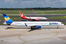 German airlines Condor and Air Berlin