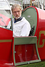 Mechanical engineer and Light Aircraft Association Inspector David Bea...