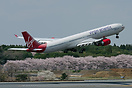 Virgin Atlantic will operate its final flight to Tokyo on January 31 2...