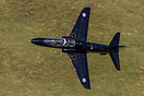 British Aerospace Hawk T1A XX221 of 736 NAS Squadron from Culdrose, lo...
