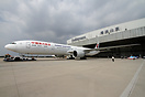 The first Boeing 777-300ER for China Eastern Airlines delivered.