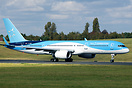 Thomson Airways Boeing 757 G-OOBF now wears new-style TCS Expeditions ...