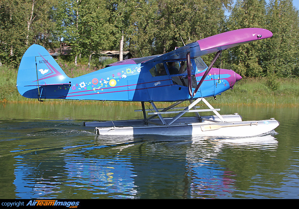 Piper PA-22-150 (N4790A) Aircraft Pictures & Photos - AirTeamImages com