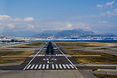 Short final approach into Nice Runway RWY04L