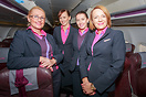 Welcome Wizz Air to Maastricht-Aachen Airport. Inaugural flight betwee...