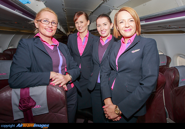 Wizz Air Cabin Crew Ha Lpq Aircraft Pictures Photos Airteamimages Com