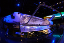 Space shuttle Atlantis, the final orbiter among NASA's spaceplane flee...