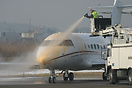 De-icing in operation