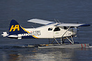 Displaying Harbour Air's latest livery.