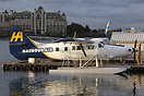 Built in 1960, wearing Harbour Air's latest livery.