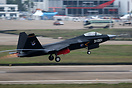 China unveiled its Shenyang FC-31 stealth export fighter for the world...