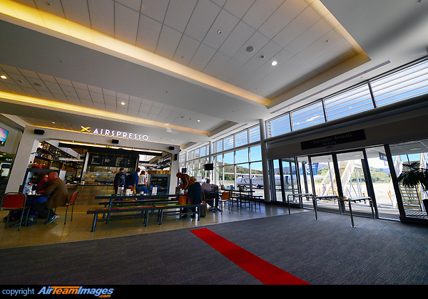 queenstown airport arrivals from sydney - photo#8