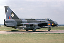 Marked as 92 Sqn 'C' for 25th anniversary. 92 Sqn did not operate this...
