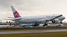 New China Airlines Boeing 777-36N(ER) C/N 41823 L/N 1265 B-18055 retur...