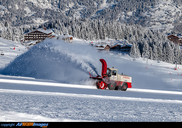 Courchevel Snow Clearence