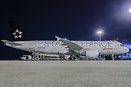 Freshly painted Star Alliance A320 by Swiss