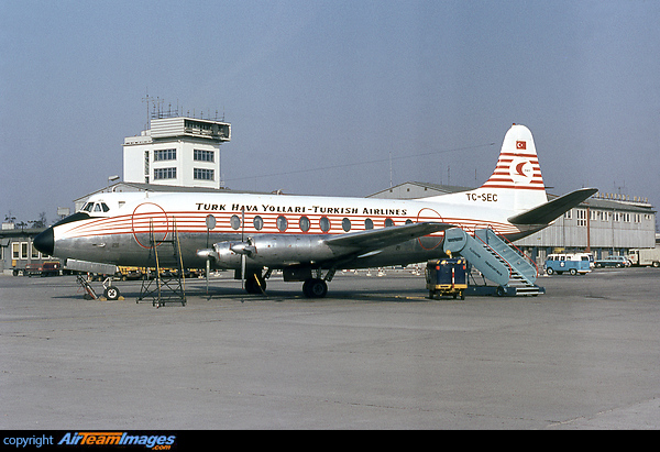 Vickers 749D Viscount
