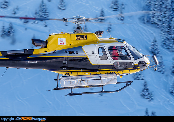 Eurocopter AS 350B3 Ecureuil