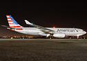 Ship 292, US Airways' penultimate A330, now wearing the new American c...