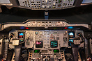 Airbus A300 simulator at Lufthansa Flight Training Center in Frankfurt...