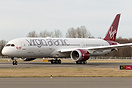 First flight for Virgin Atlantic Airways Boeing 787-9 Dreamliner - cn ...