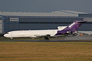 This former Fedex Boeing 727 G-OSRB will become the second aircraft to...