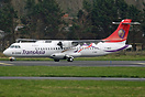 TransAsia Airways ATR.72-600, B-22816, which crashed shortly after tak...