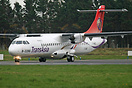 TransAsia Airways ATR 72-600, B-22816, which crashed shortly after tak...