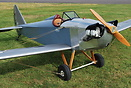 A beautiful LAA homebuild Bowers Fly Baby aeroplane made from plans.