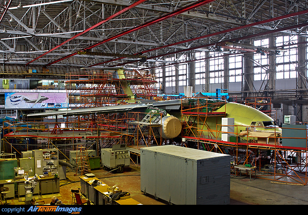 Antonov An-178 Assembly