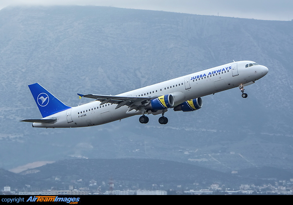 Airbus A321-111
