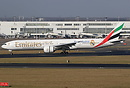 Emirates livery promoting it's sponsorship of the 'Real Madrid' Footba...
