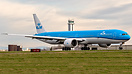 KLM Royal Dutch Airlines Boeing 777-300 - cn 44549 / ln 1280 PH-BVN re...