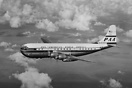 Stratocruiser N1030V was delivered to Pan American in March 1949 and n...