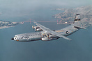 Built between 1956 and 1961, 50 aircraft (32 C-133A and 18 C-133B) wer...
