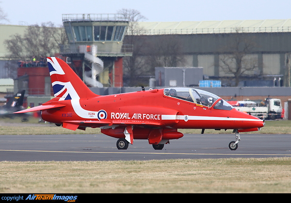 British Aerospace Hawk T1W