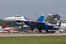Russian Knights Display Team