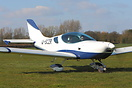 Czech Sport Aircraft seen here at Breighton's first Fly in of 2015.