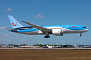 First flight to Miami for the ArkeFly Dreamliner.