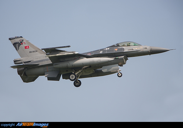 F-16CG Night Falcon