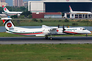 First Bombardier Dash 8-402Q for Biman Bangladesh Airlines.