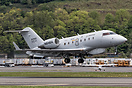 Boeings Bombardier Challenger 604 Maritime Surveillance test-bed. Fie...