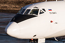 Aircraft was recently moved from UTair to Turuchan a new airline part ...