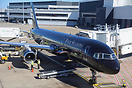 TAG Aviation is operating this Boeing 757 on charter flights on behalf...