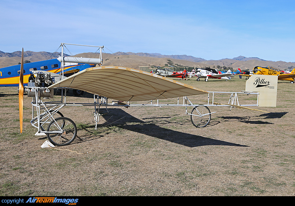 Pither 1910 Monoplane
