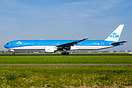 New KLM Livery on a Boeing 777-300ER