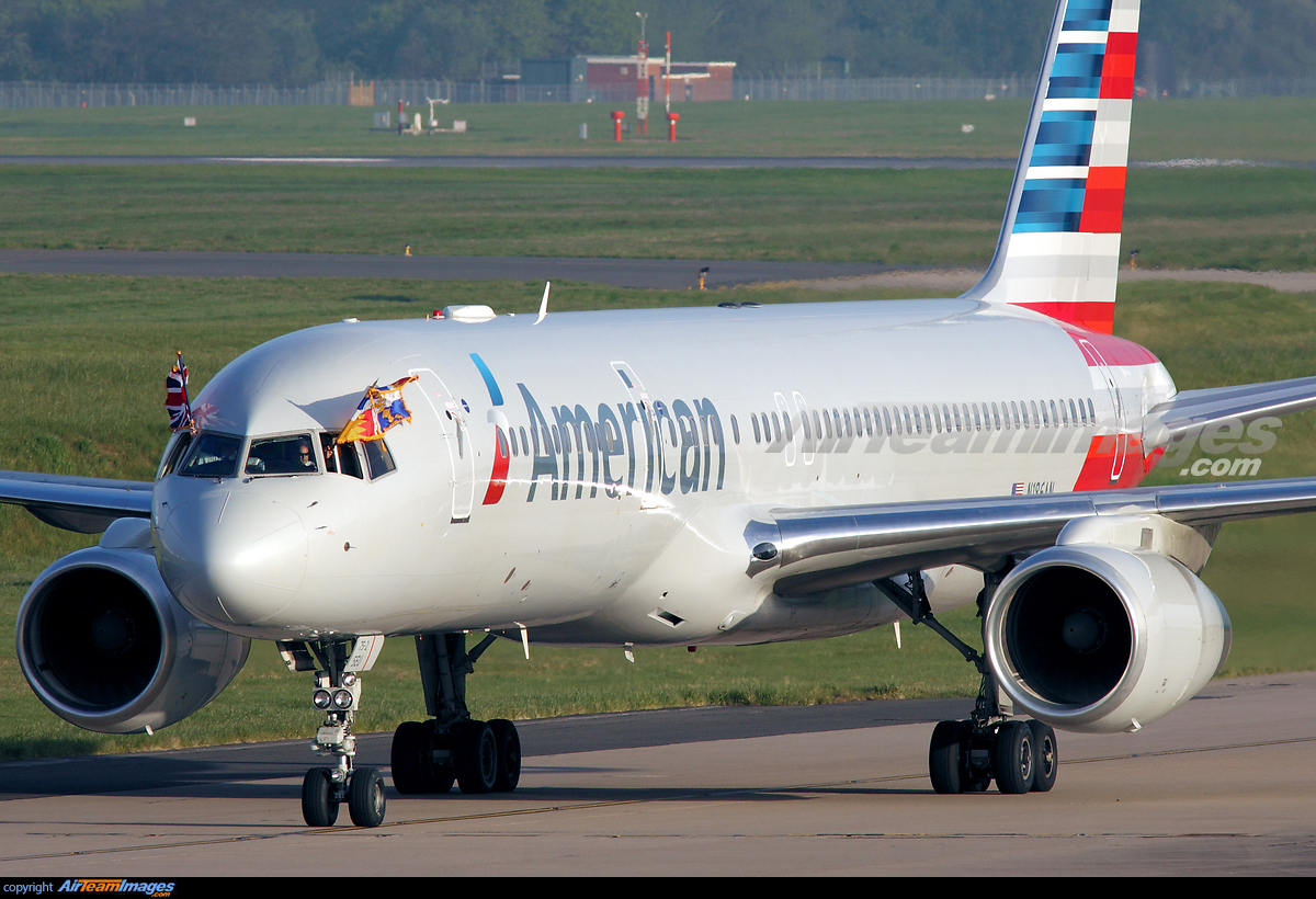 Boeing 757 223 Large Preview Airteamimages Com