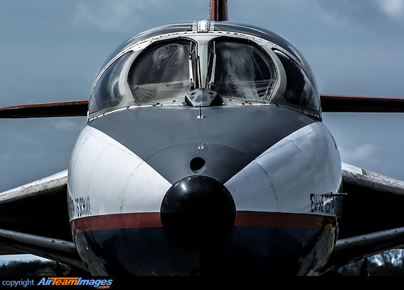 Hawker Hunter T7