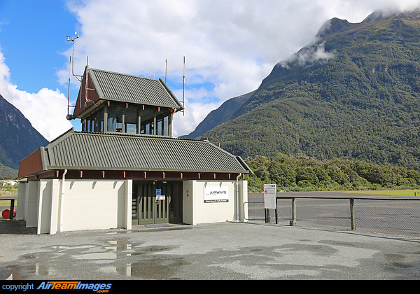 Milford Sound Control Tower